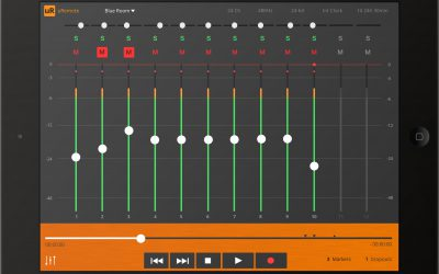 Cymatic Audio introduces uRemote for uTrack24