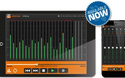 PRESS RELEASE: Cymatic Audio advances uTrack24 operations with uRemote app… for free!