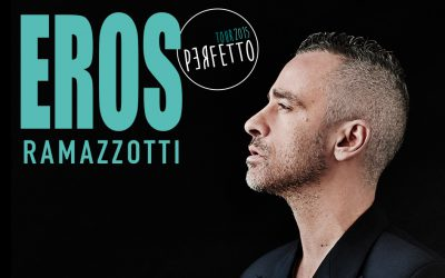 uTrack24 on center-stage at Ramazzotti 'Perfetto' world tour