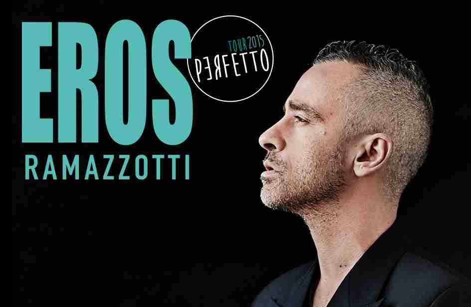uTrack24 on center-stage at Ramazzotti 'Perfetto' world tour